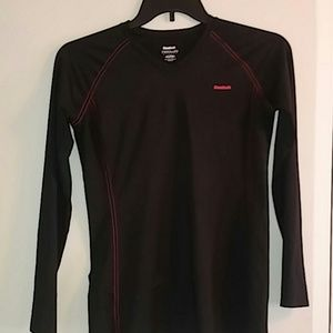 Women's Reebok long sleeve top